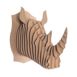 Rinoceronte Café Mediano