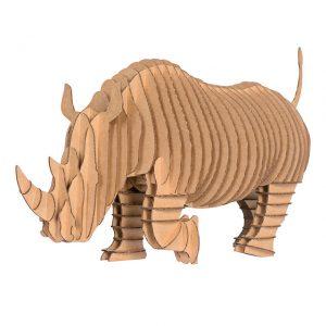 Rinoceronte Cuerpo Entero