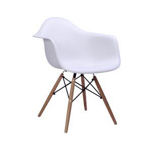 Silla Eames - DAW Blanca