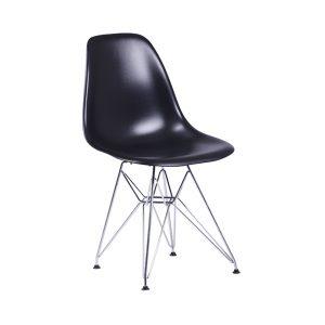 Silla Eames - DSR Negra