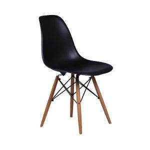 Silla Eames - DSW Negra