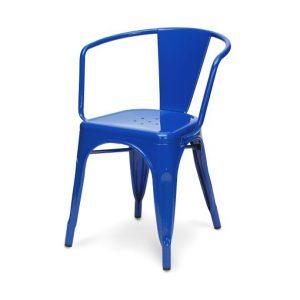 Silla Tolix A56 Azul